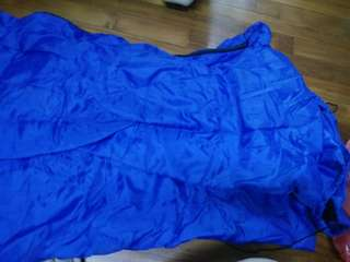Camping blanket (used only once, two sets) price for two sets