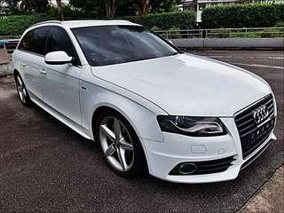 Audi A4 Avant 2.0 Auto TFSI Multitronic