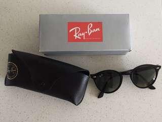 Ray Ban RB2180 Sunglasses Black