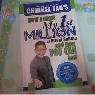 How I made my first million by Chinkee Tan (w/ autograph)