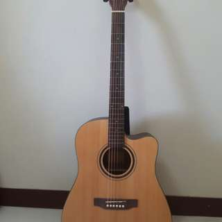 🚚 Gwood 6500M  雲杉面單版 Guitar