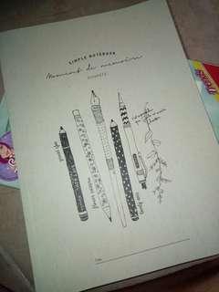 Artbox Notebook