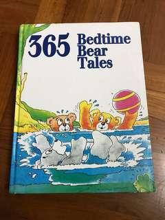 Bedtime bear stories