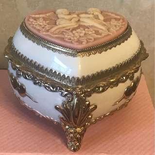 日本製首飾盒