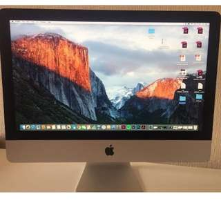 iMac 21.5 inch i5-2.5GHz 2011 Mid