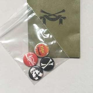 SBTG Badges