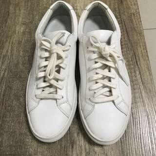 Common projects achilles sneakers (white)