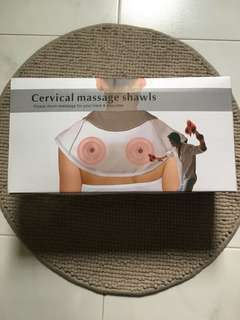 🚚 Cervical Massage Shawls