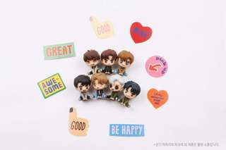 PRE-ORDER _ OFFICAL GOT7 Figure(Never Ever)