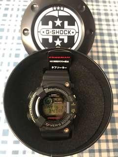 G-SHOCK手錶frogman 35th