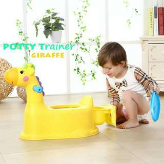 Giraffe Potty Trainer