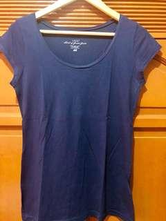 H&M Navy Blue Shirt
