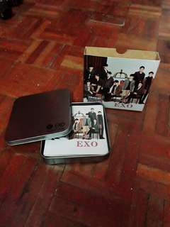 EXO POSCARDS x30