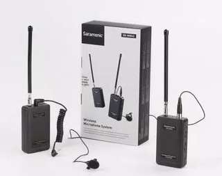 SARAMONIC mic wireless SR WM4C