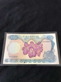 Orchid Series $50 With hole