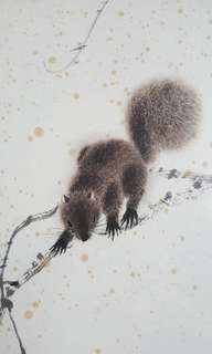 Chinese Painting 95 x 35cm