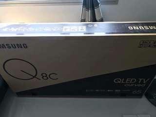 "Samsung Q-Led TV 65"""