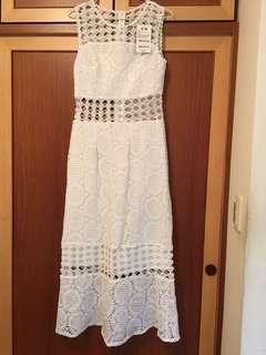 甜美氣質小香風(魚尾)洋裝