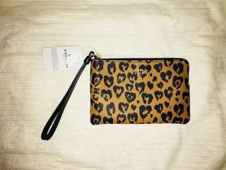 REPRICED!!! Authentic Coach Wristlet