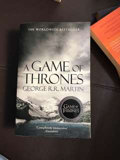 🚚 Game of thrones volume 1