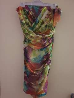 Guess dress sz 3
