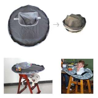 BLW cover, high chair cover
