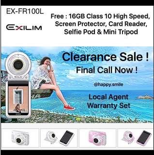 Clearance Stock Now ! Casio FR100L BNIB