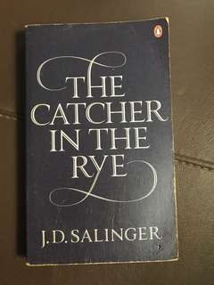 🚚 The catcher in the rye by J.D. Salinger