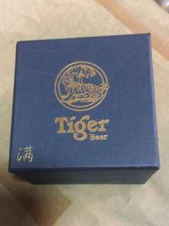 Tiger Beer 24k Gold Plated Celestial Egg