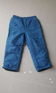 Winter pants for boy
