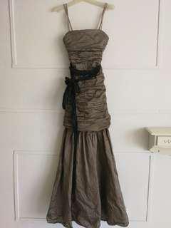 Including postage BCBG dinner dresses