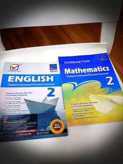 P2 ENG & MATH PROFICIENCY TESTS FROM SAP EDUCATION