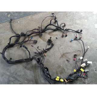 Wiring Enjin Perdana Sei 4G63P 2.0