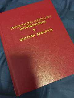 20th Century Impressions of British Malaya (1908) reprint 1000 PAGES ! Rare title ! @LOOK@