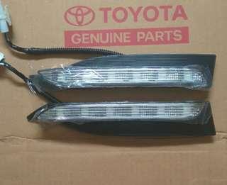 """Lampu LED DRL Bumper Depan untuk mobil Grand New Avanza/Xenia Original """"HARGA PROMO"""""""