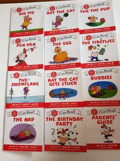 My Very First I Can Read Books (Set 1)