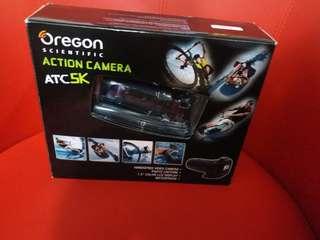 Oregon Scientific ATC5K action camera 清倉最後一盒