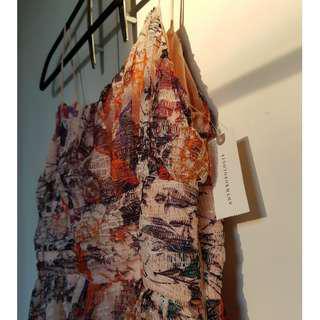Anthropologie Mackenzie Dress - Size 6