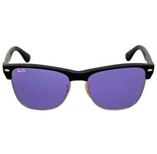 Rayban Clubmaster Oversized Sunglasses