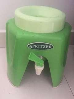 spritzer water dispenser
