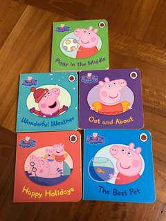 Peppa Pig Readers