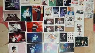 BTS防彈少年團 明信片
