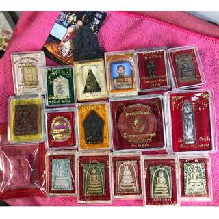 Thai amulet bundle Rent