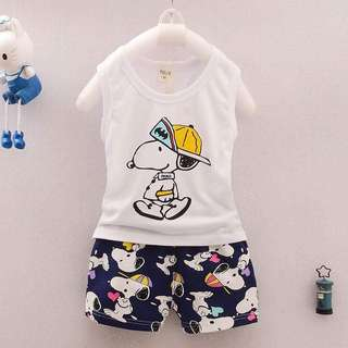 Baby Top + Pants set