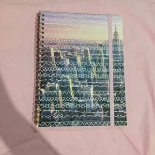 Typo A5 Spiral Notebook