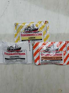 Fishermans friend 25gr