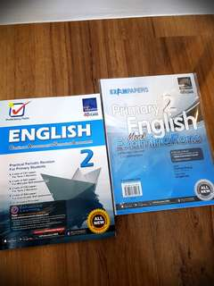 P2 ENGLISH PROFICIENCY TEST ASSESSMENT PAPERS FROM SAP EDUCATION