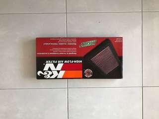 K&N Air Filter for Peugoet 308