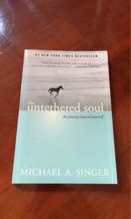 Untethered soul- #1 New York Times bestseller