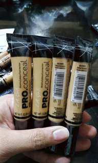 SALE AUTHENTIC & BRANDNEWLA Girl Pro Conceal Yellow Corrector